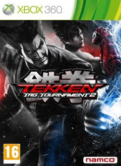 Jaquette de Tekken Tag Tournament 2 Xbox 360