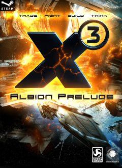 Jaquette de X³ : Albion Prelude PC