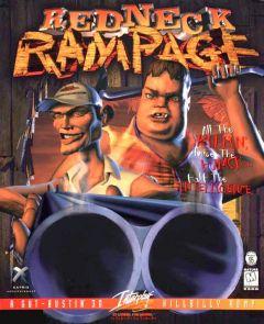 Jaquette de Redneck Rampage PC