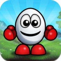 Jaquette de Dizzy : Prince of the Yolkfolk iPhone, iPod Touch