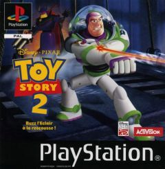 Jaquette de Toy Story 2 PlayStation