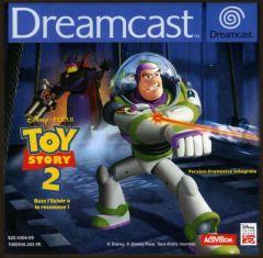 Jaquette de Toy Story 2 Dreamcast