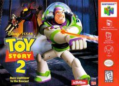 Jaquette de Toy Story 2 Nintendo 64