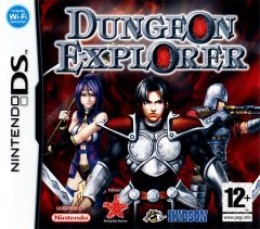 Jaquette de Dungeon Explorer DS