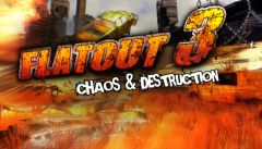 Jaquette de FlatOut 3 : Chaos and Destruction PC