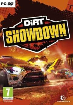 Jaquette de DiRT Showdown PC