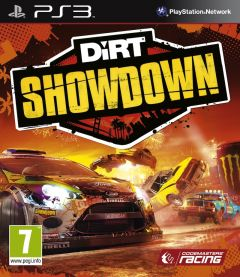 Jaquette de DiRT Showdown PlayStation 3