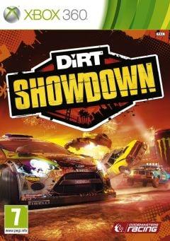 Jaquette de DiRT Showdown Xbox 360