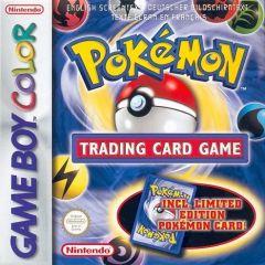 Jaquette de Pokémon Trading Card Game Game Boy Color