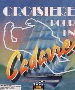 Jaquette de Croisière pour un Cadavre Amiga