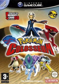 Jaquette de Pokémon Colosseum GameCube