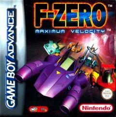 Jaquette de F-Zero : Maximum Velocity Game Boy Advance
