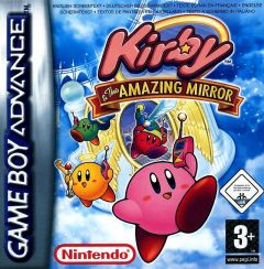 Jaquette de Kirby & the Amazing Mirror Game Boy Advance