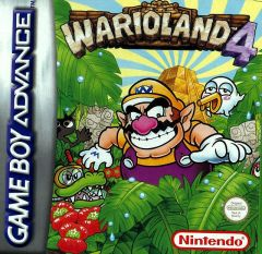 Jaquette de Wario Land 4 Game Boy Advance