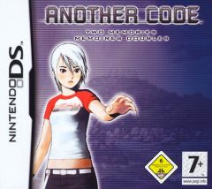 Jaquette de Another Code : Mémoires Doubles DS