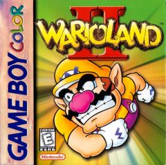 Jaquette de Wario Land 2 Game Boy Color