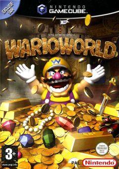 Jaquette de Wario World GameCube