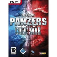 Jaquette de Codename Panzers : Cold War PC