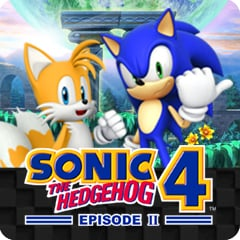 Jaquette de Sonic the Hedgehog 4 Episode II Android