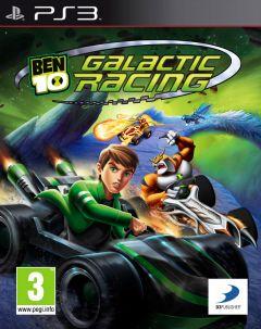 Jaquette de Ben 10 : Galactic Racing PlayStation 3