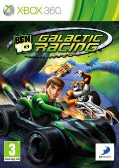 Jaquette de Ben 10 : Galactic Racing Xbox 360