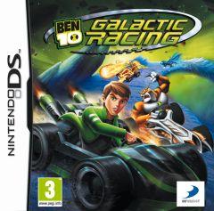 Jaquette de Ben 10 : Galactic Racing DS