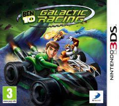 Jaquette de Ben 10 : Galactic Racing Nintendo 3DS
