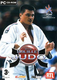 Jaquette de David Douillet Judo PC