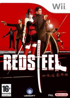 Jaquette de Red Steel Wii