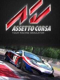Jaquette de Assetto Corsa PC