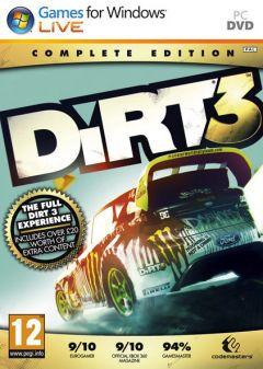 Jaquette de DiRT 3 : Complete Editon PC