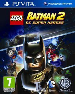 Jaquette de LEGO Batman 2 : DC Super Heroes PS Vita