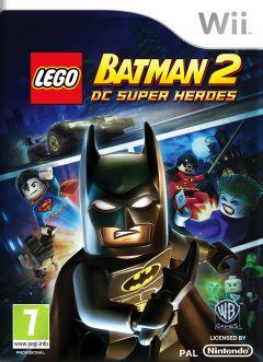 Jaquette de LEGO Batman 2 : DC Super Heroes Wii
