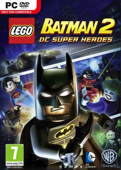 Jaquette de LEGO Batman 2 : DC Super Heroes PC