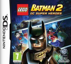 Jaquette de LEGO Batman 2 : DC Super Heroes DS