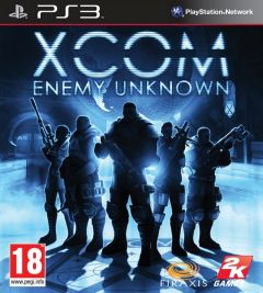 Jaquette de XCOM : Enemy Unknown PlayStation 3