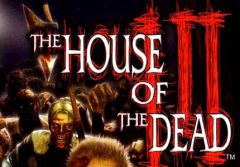 Jaquette de The House of the Dead III Arcade