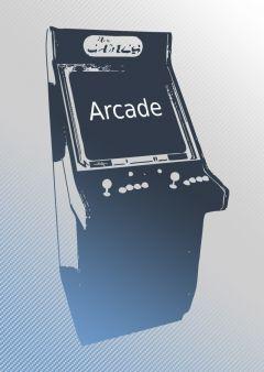 Jaquette de Galaga Arcade