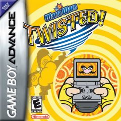 Jaquette de Wario Ware Twisted ! Game Boy Advance