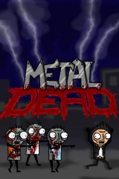 Jaquette de Metal Dead PC