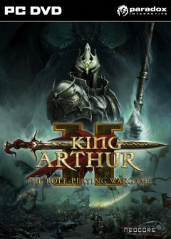 Jaquette de King Arthur II : The Role-playing Wargame PC