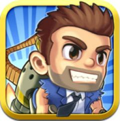 Jaquette de Jetpack Joyride iPhone, iPod Touch
