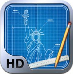 Jaquette de Blueprint 3D iPad