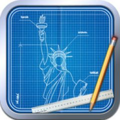 Jaquette de Blueprint 3D iPhone, iPod Touch