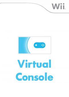 Jaquette de Galaga Wii