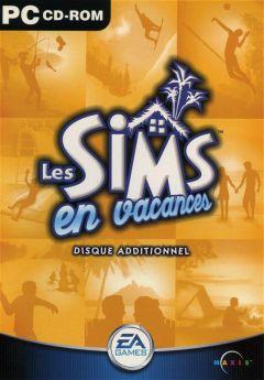 Jaquette de Les Sims : En Vacances PC