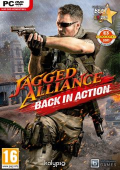Jaquette de Jagged Alliance : Back in Action PC