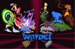 Jaquette de Dustforce PC