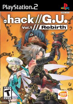 Jaquette de .hack//G.U. Vol.1//Rebirth PlayStation 2