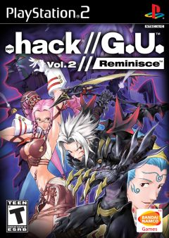 Jaquette de .hack//G.U. Vol.2//Reminisce PlayStation 2